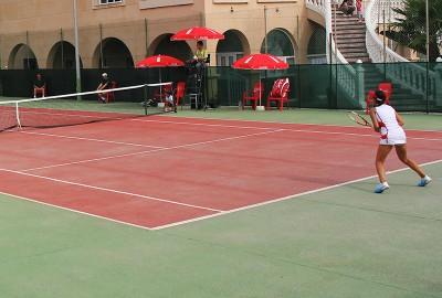 instalaciones club de tenis el ejido