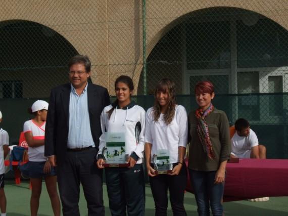 Campeonato club de tenis el ejido