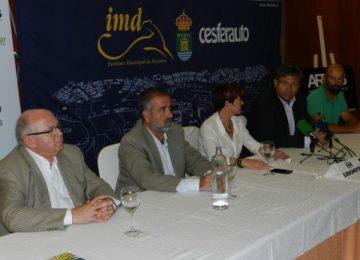 PRESENTACION CAMPEONATO DE ANDALUCÍA ABSOLUTO 2013