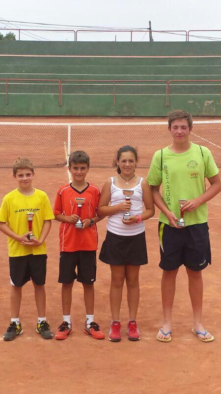 Circuito Tenis : Circuito provincial de tenis almería club el